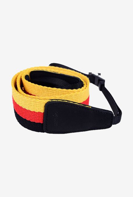 Cowboy Studio CAM8277 Shoulder Neck Strap Yellow and Red