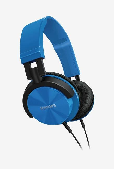 Philips SHL3000BL Over-Ear Headphone Blue