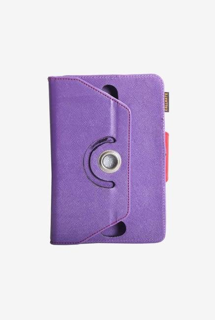 Callmate Rotation Cover Purple Universal for 7 inch Tablet