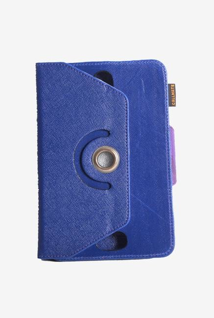 Callmate Rotation Cover Navy Blue Universal for 7 inch Tablet