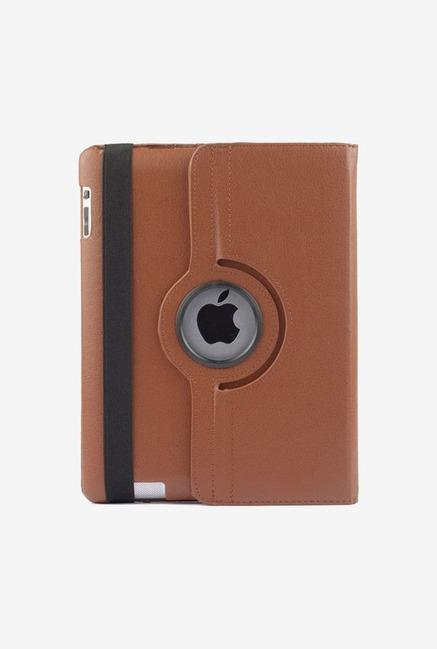Callmate Rotation Case Coffee for iPad Mini 4