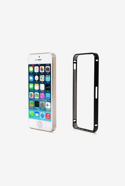 Callmate Bumper Metal Case Black for iPhone 5/5S