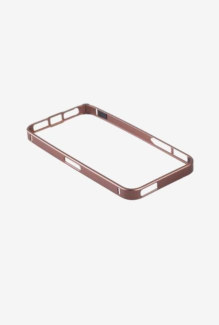 Callmate Bumper Metal Case Gold for iPhone 5/5S