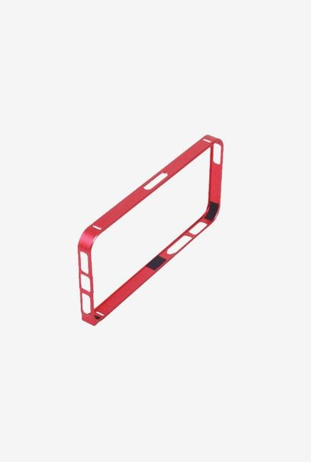 Callmate Bumper Metal Case Red for iPhone 5/5S