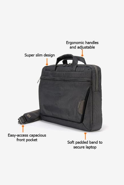 Tucano BEWO17M Laptop Bag Black