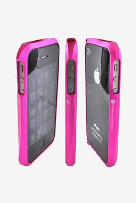 Callmate Bumper Cleave Case Pink for iPhone 5/5S