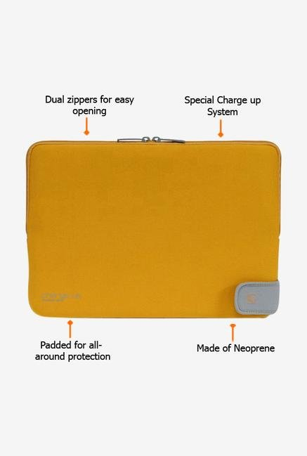Tucano BFCUMB13Y Laptop Sleeve Yellow