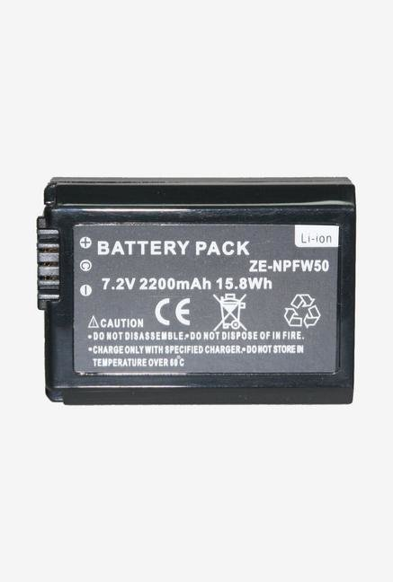 Zeikos Ze-Npfw50 Replacement Battery For Sony