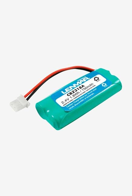 Lenmar Replacement Battery For Cordless Phones - Blue