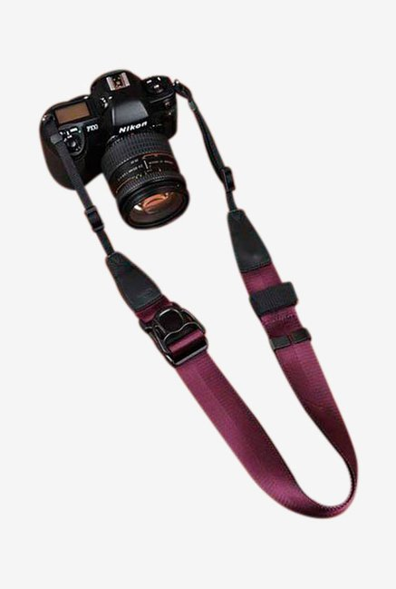 Cowboy Studio CAM8812 Shoulder Neck Strap Purple