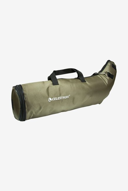 Celestron 100mm Deluxe 82104 Spotting Scope Case Olive Green