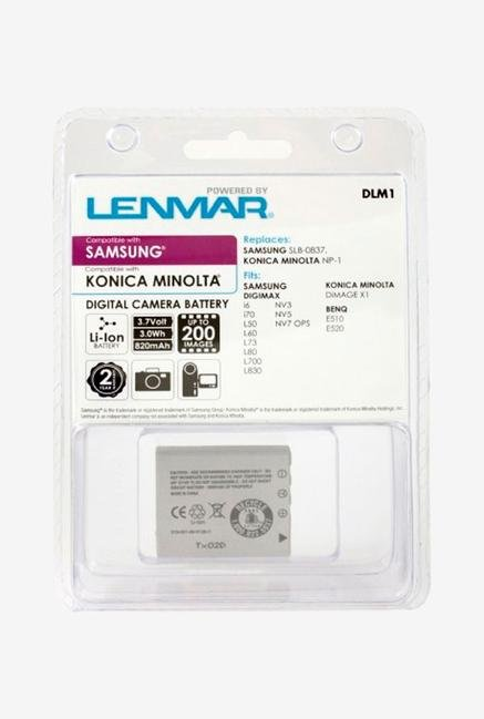 Lenmar Replacement Battery For Samsung Dlm-1