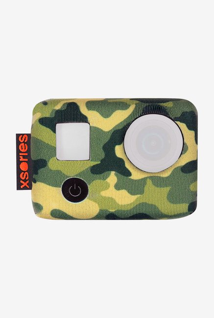 XSories Tuxedo Lite TXSD2A808 Camera Cover Jungle Camo