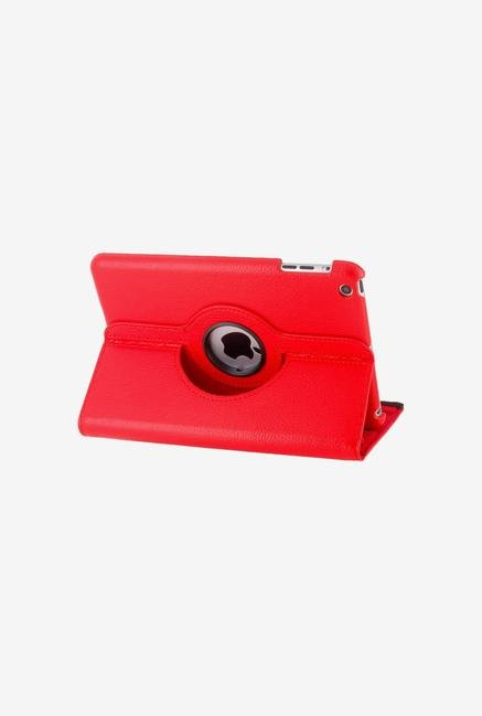 Callmate Rotation Case Red for iPad Air