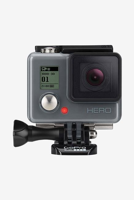GoPro HERO CHDHA301EU Action Camcorder Grey