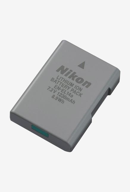 Nikon 27126 En-El 14A Rechargeable Li-Ion Battery - Black