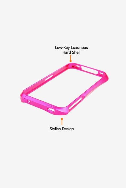 Callmate Bumper Cleave Case Pink for iPhone 4/4S
