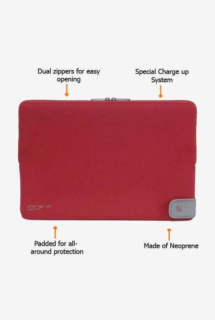 Tucano BFCUMB17R Laptop Sleeve Red