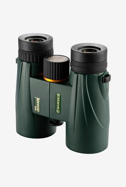 Barska Naturescape AB10962 Binocular Green with Black