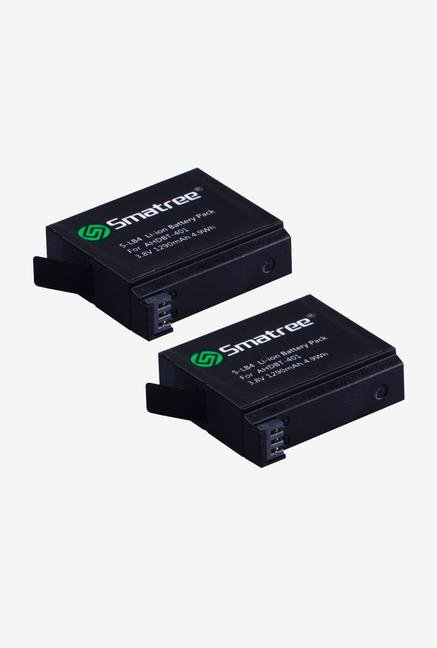 Smatreea 1290mAh Replacement battery (2-Pack)
