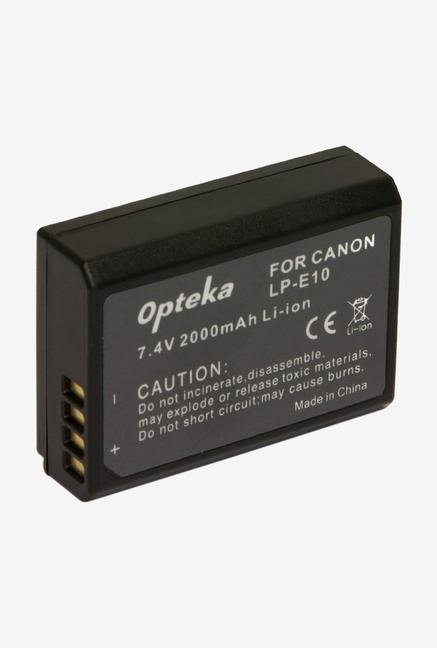 Opteka 2000Mah Ultra High Capacity Li-Ion Battery Pack For Canon Eos Rebel