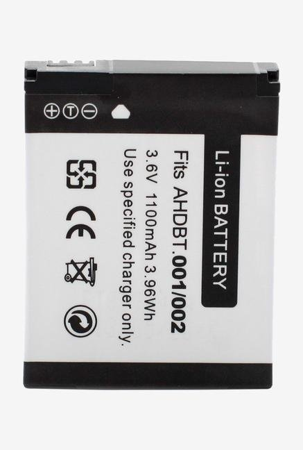 Neewer Digital Video Li-Ion Battery Replacement 1100Mah Ahdbt-001/002 For Gopro Hero