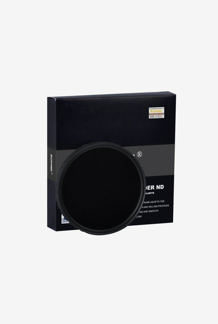 ZOMEi Ultra Slim ZOMEI-HD-ND400-77mm Lens Filter Black