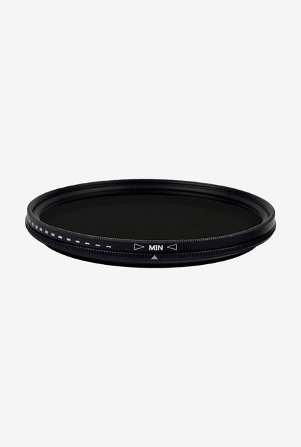 ZOMEi Ultra Slim ZOMEI-SLIM-ND400 Lens Filter Black
