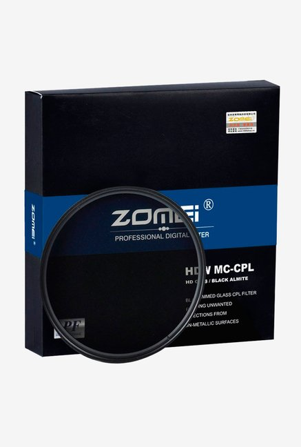 ZOMEi Ultra Slim ZOMEI-HD-CPL40.5mm Lens Filter Black