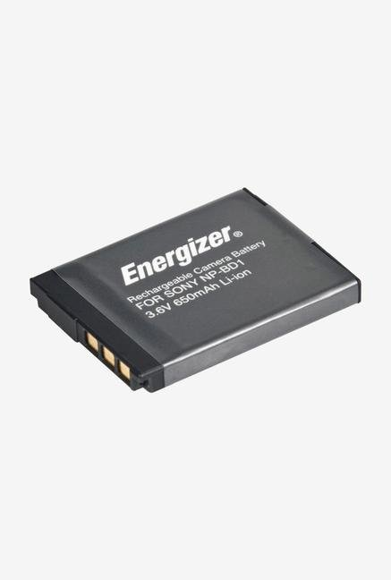 Energizer Enb-Sbd Digital Replacement Battery Np-Bd1 For Sony - Black