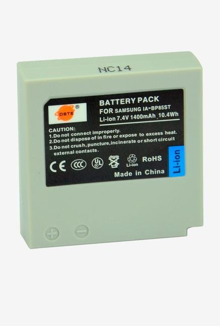 Dste 2X Ia-Bp85St Bp85St Rechargeable Li-Ion Battery Dc50 Charger For Samsung Sc-Hmx10 Series