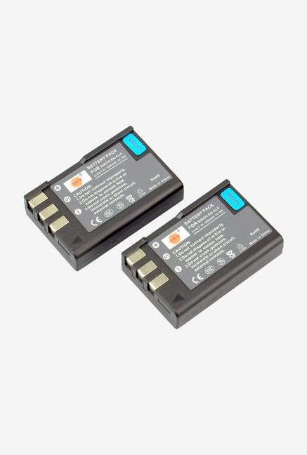 Dste 2X En-El9 Rechargeable Li-Ion Battery For Nikon Camera
