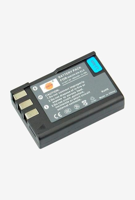 Dste 2X En-El9 Enel9 Li-Ion Battery + Dc15 Charger For Nikon Camera