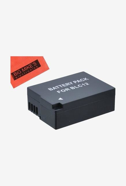 Big Mike's Replacement Dmw-Blc12 Battery For Panasonic Lumix Dmc-G6K Series