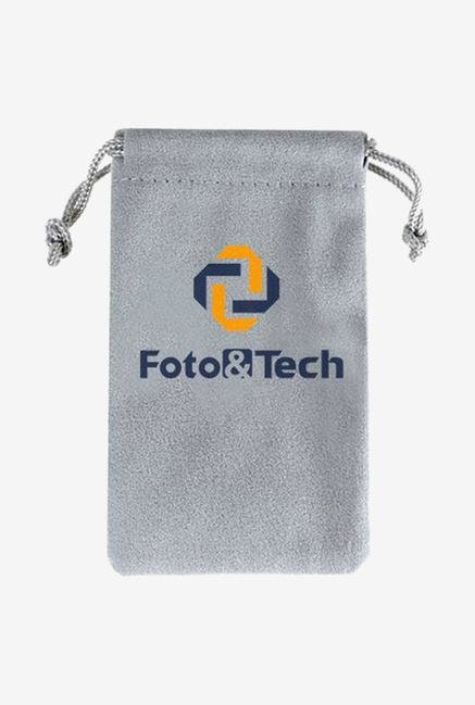 FotoTech BAG-XL Lens Pouch Bag Black