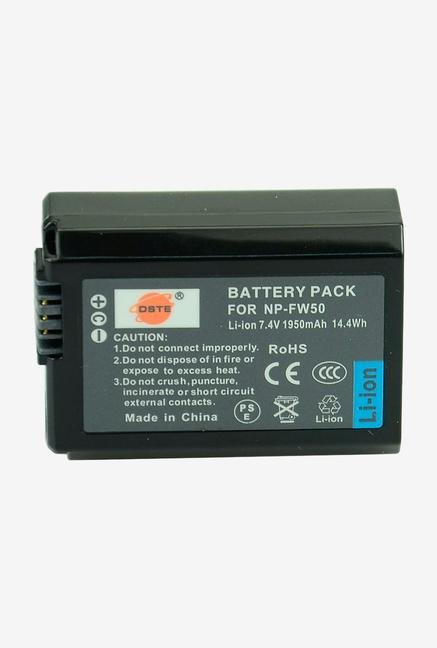 Dste Np-Fw50 Rechargeable Li-Ion Battery + Charger Dc107 For Sony Alpha
