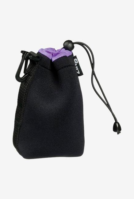 Zing 561-226 Camera Pouch Black and Purple