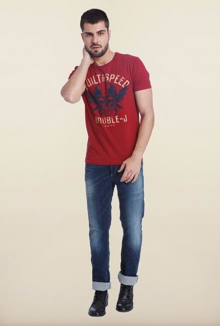 Jack & Jones Apple Printed T Shirt