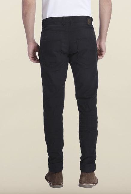 Jack & Jones Black Glenn Trouser