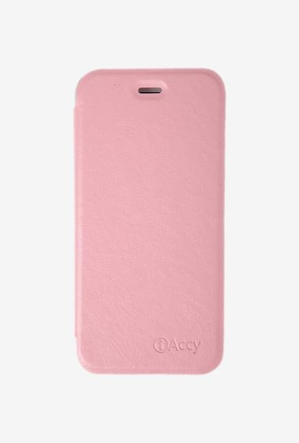iAccy IP6028 Flip Case Pink for iPhone 6