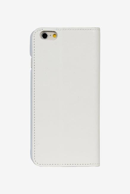 iAccy IP6P010 Wallet Case White for iPhone 6 Plus