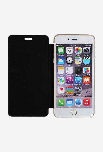 iAccy IP6P020 Flip Case Black for iPhone 6 Plus