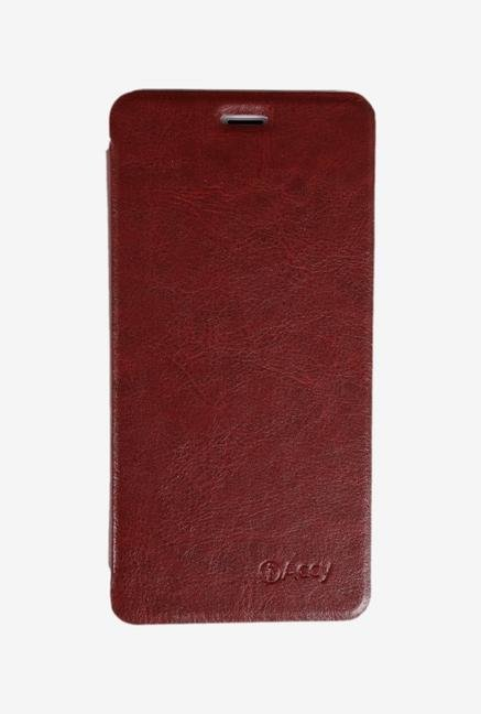 iAccy IP6P022 Flip Case Maroon for iPhone 6 Plus