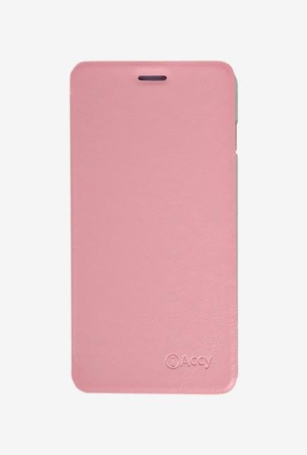 iAccy IP6P025 Flip Case Pink for iPhone 6 Plus