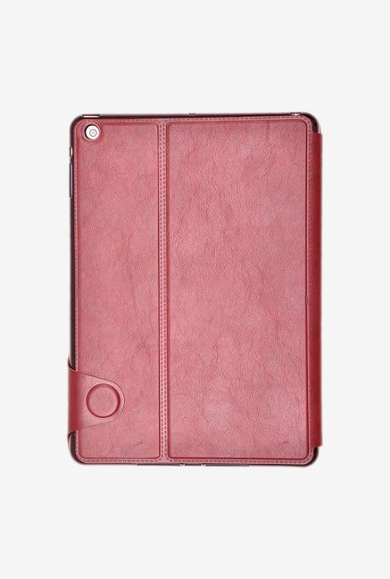 iAccy iPadA03 Flip Cover Maroon for iPad Air