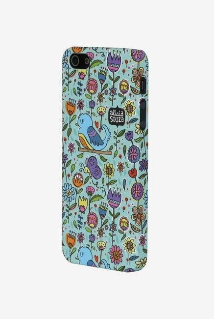 iAccy ASI504 Garden Case Multicolor for iPhone 5/5S