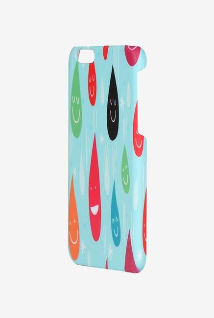 iAccy ASDI6007 Droplets Case Multicolor for iPhone 6