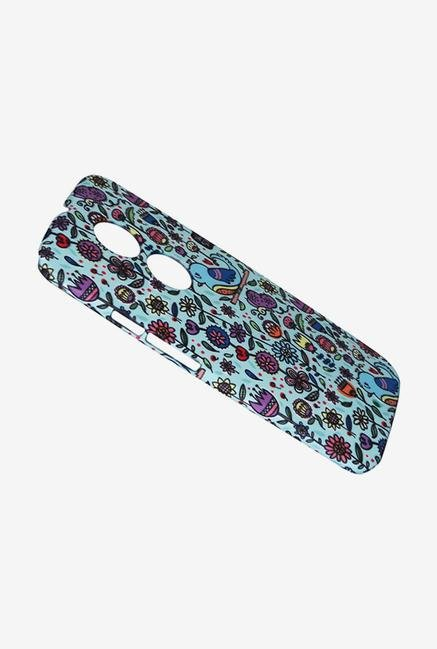 iAccy ASDMX2004 Garden Case Multicolor for Moto X2