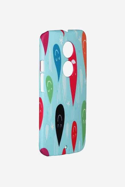 iAccy ASDMX2007 Droplets Case Multicolor for Moto X2