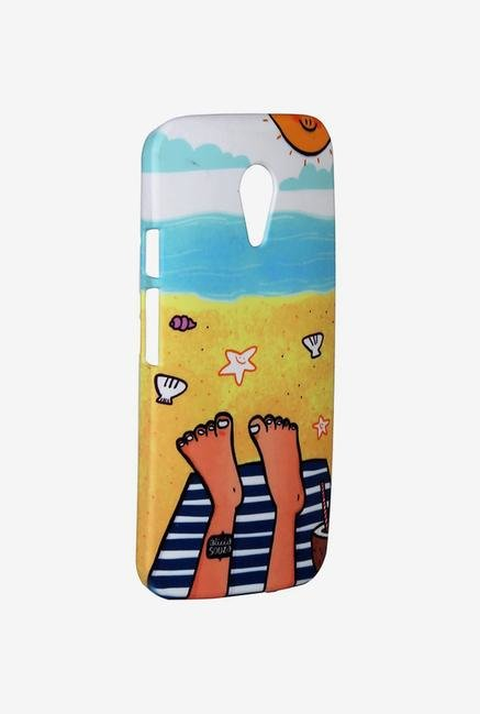 iAccy ASDMG2005 Beach Case Multicolor for Moto G2